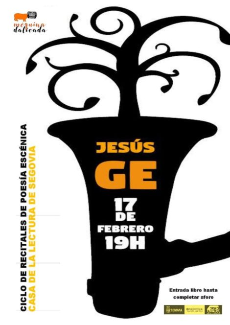 cartel actuacion SEGOVIA 17_feb